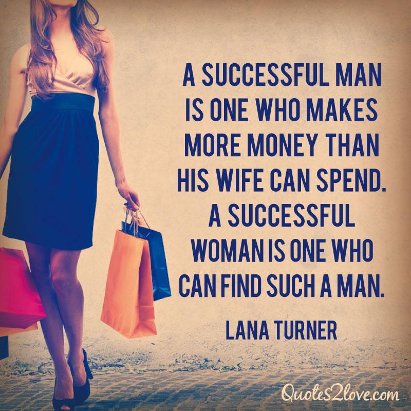Success Quotes For Women Beauteous Quote Of Lana Turner  Quotesaga