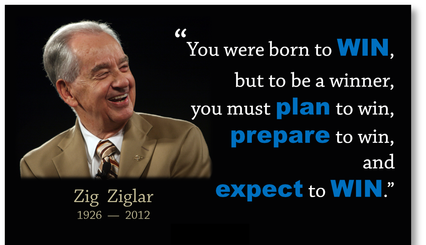 Quotes Zig Ziglar Quote Of Zig Ziglar  Quotesaga