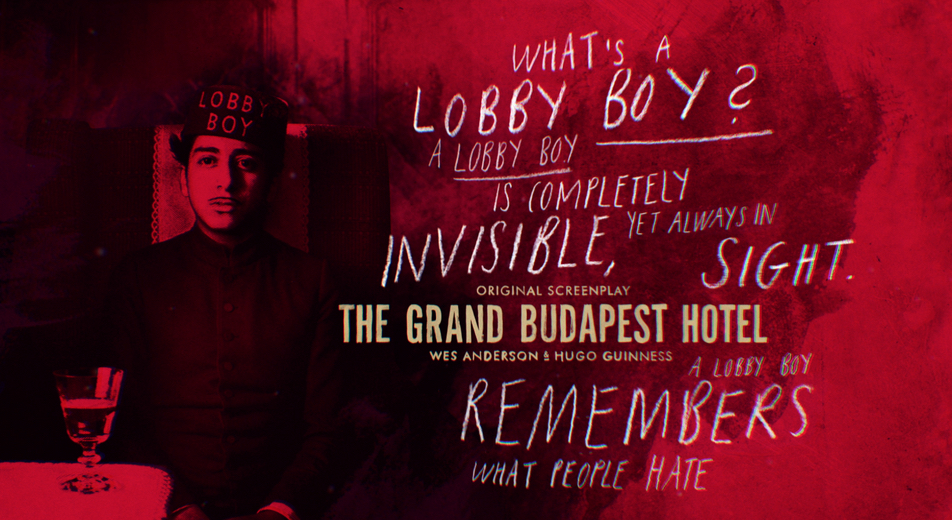 Grand Budapest Hotel Quotes Simple Quote Of The Grand Budapest Hotel  Quotesaga