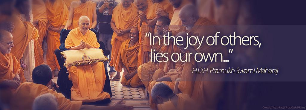 Famous Quote Pramukh Swami Quotes Www Picturesboss Com