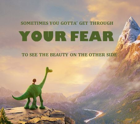 Quote Of The Good Dinosaur Quotesaga