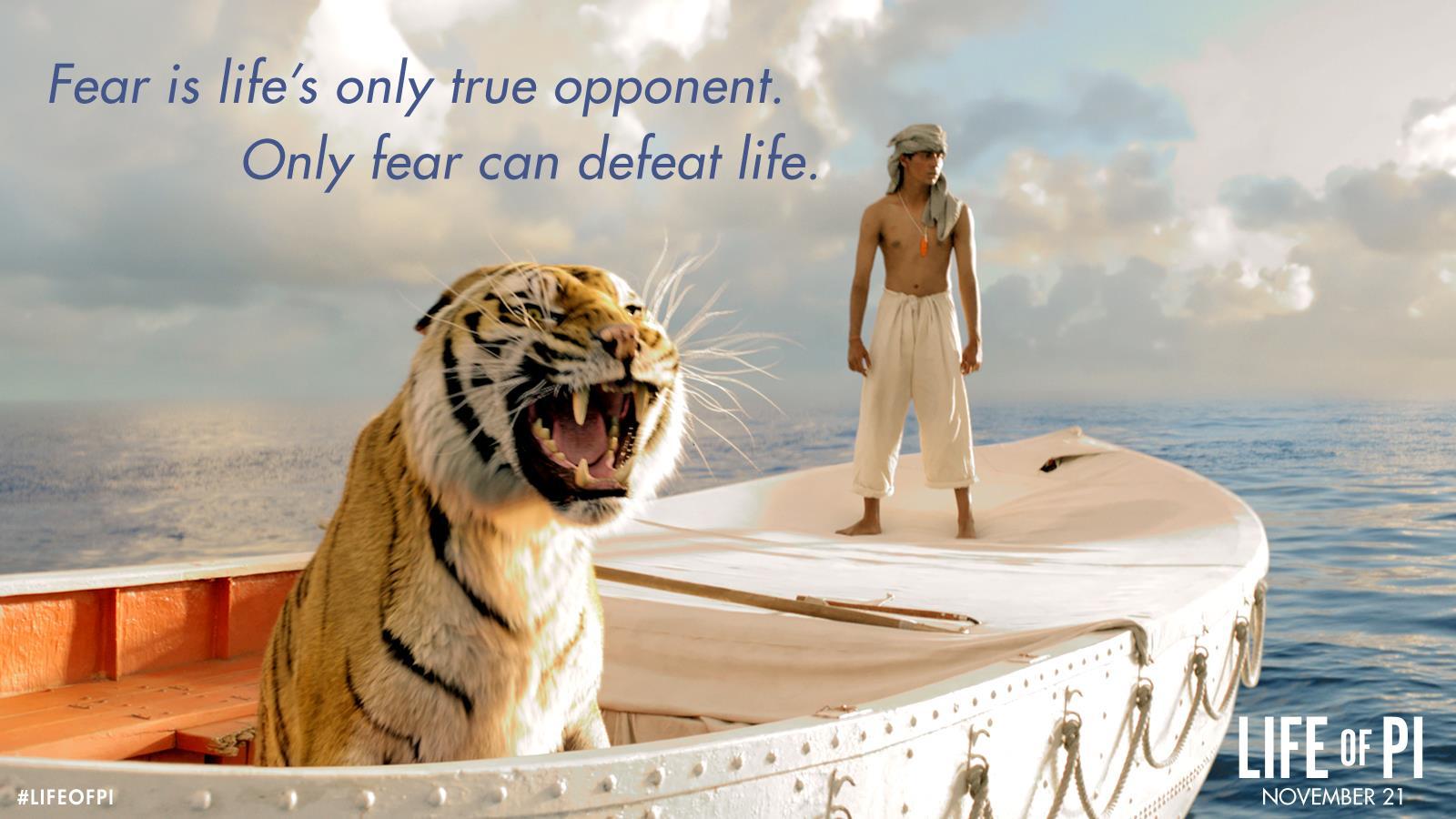 Quote Of Life Of Pi Quotesaga
