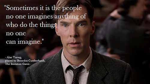 The Imitation Game Quotes Covid Outbreak