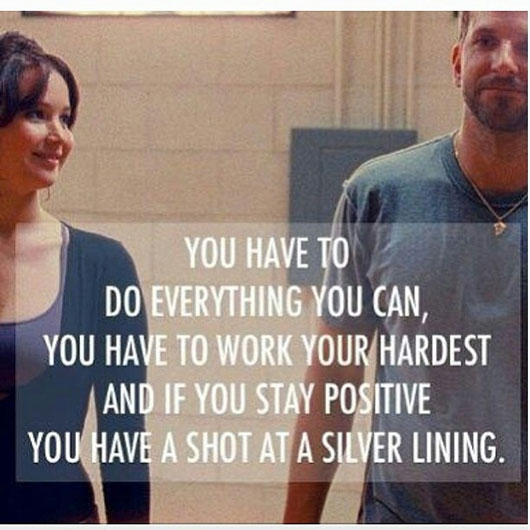 Quote of Silver Linings Playbook   QuoteSaga