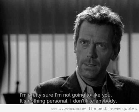 House Md Quotes | Quote Of House M D Quotesaga