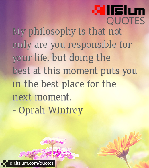Quote Of Oprah Winfrey Quotesaga