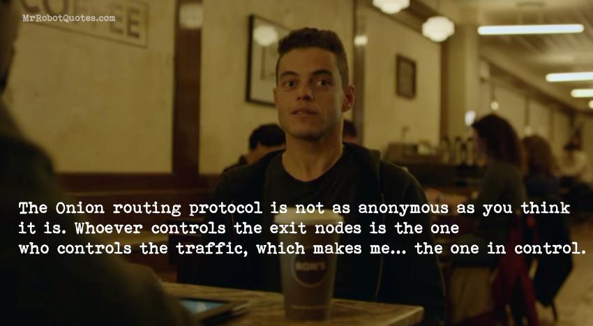 Quote of Mr. Robot | QuoteSaga