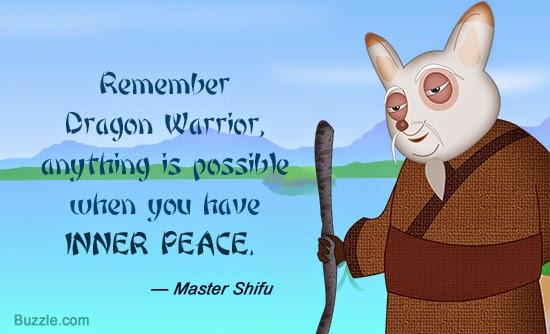 Quote Of Kung Fu Panda 2 Quotesaga
