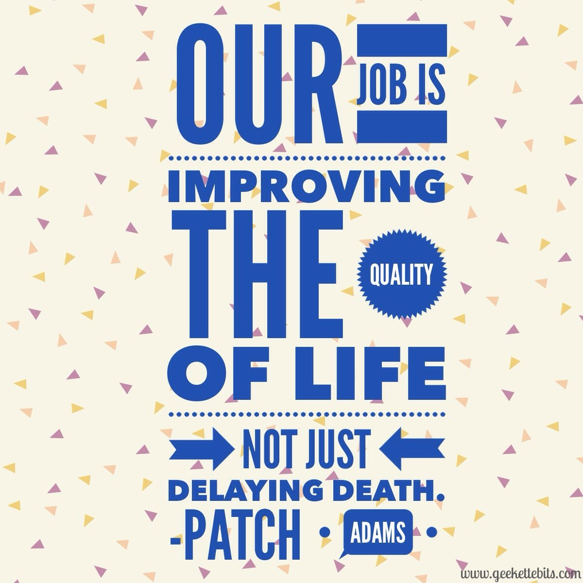 Quote Of Patch Adams Quotesaga