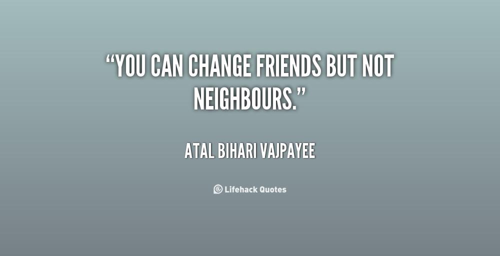 Quote of Atal Bihari Vajpayee | QuoteSaga