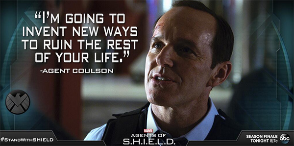 Quote Of Agents Of Shield Quotesaga