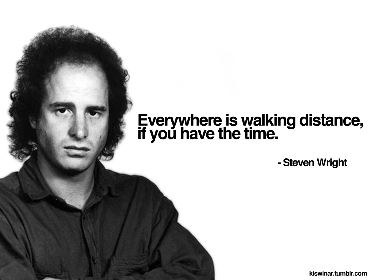 Best Steven Wright Quotes Quote of Steven Wright | QuoteSaga Best Steven Wright Quotes