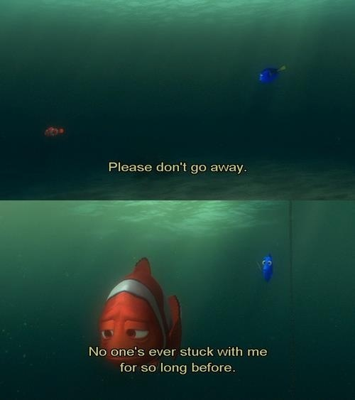 Quote Of Finding Nemo Quotesaga