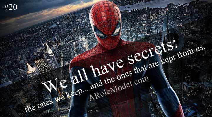Spiderman Love Quotes Magnificent Quote Of The Amazing SpiderMan 48 QuoteSaga