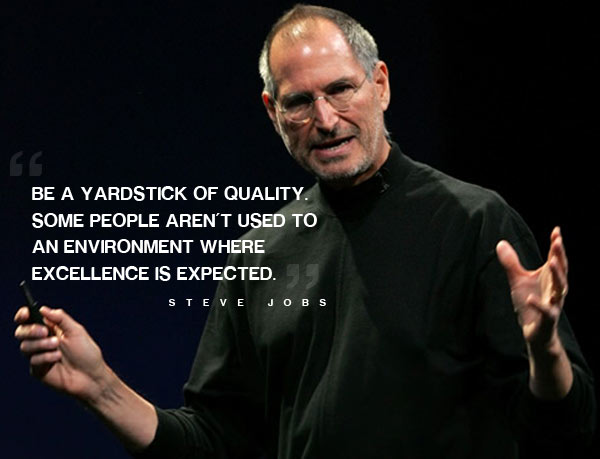 Quote Of Steve Jobs