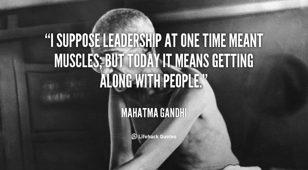 Quote Of Mahatma Gandhi Quotesaga