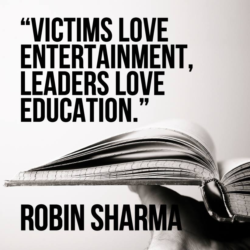 Quote Of Robin S Sharma Quotesaga