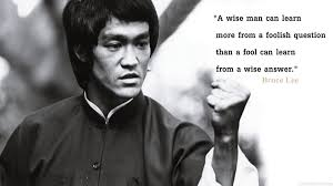 Quote Of Bruce Lee Quotesaga