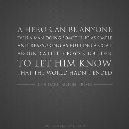 Hero Quotes Extraordinary Hero Quotes  Quotesaga