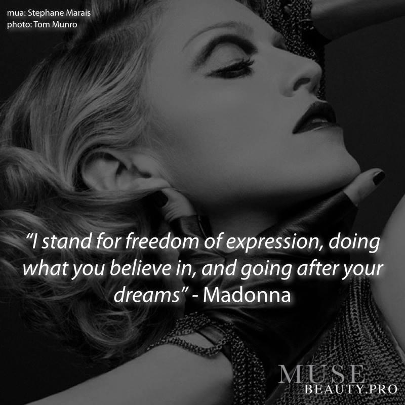 Quote Of Madonna Quotesaga