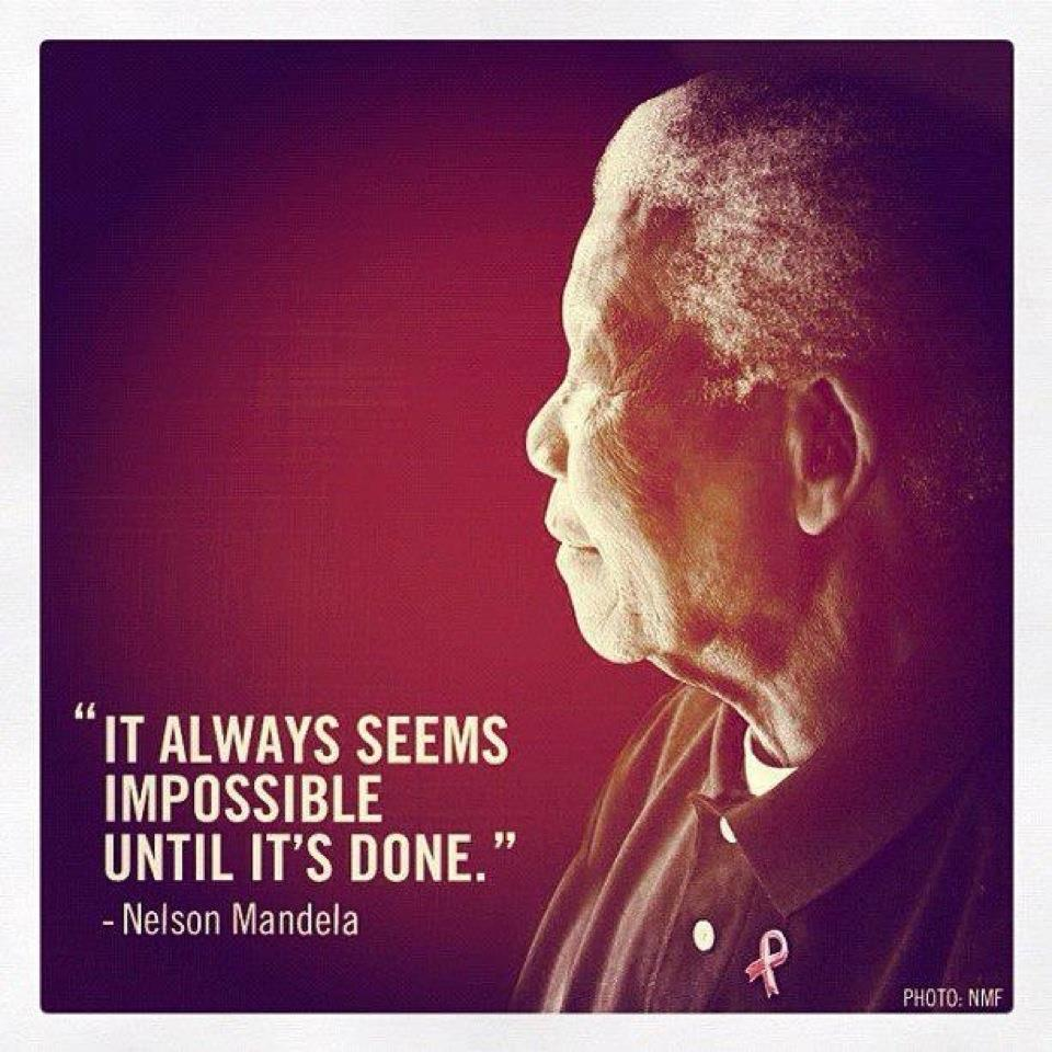 Quote Of Nelson Mandela Quotesaga