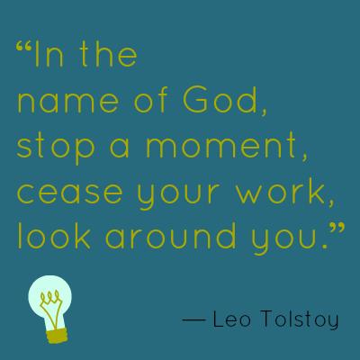 Quote Of Leo Tolstoy Quotesaga