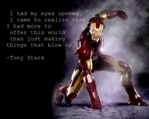 Best Iron Man Quotes Quote of Iron Man | QuoteSaga Best Iron Man Quotes