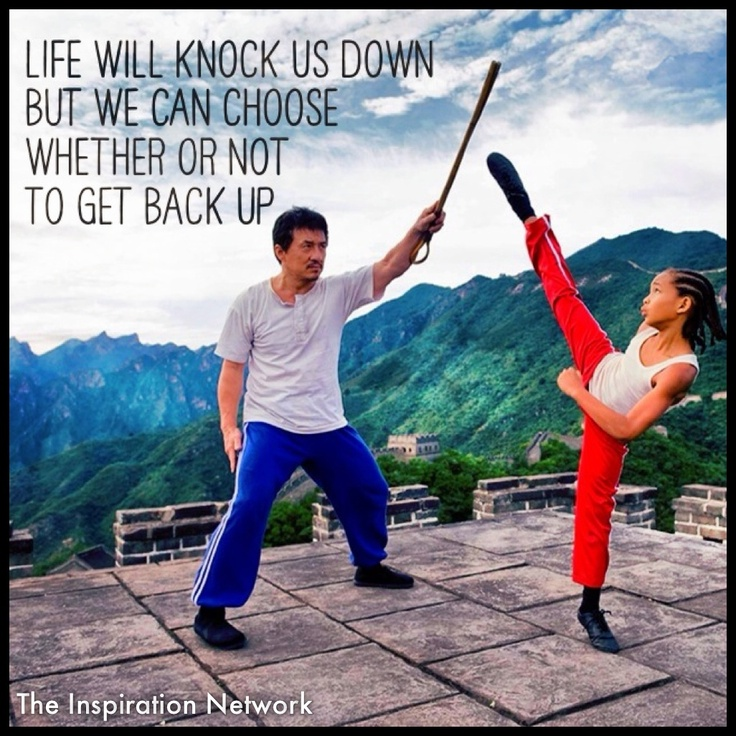 Quote Of The Karate Kid Quotesaga
