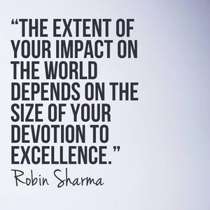 Excellence Quotes   QuoteSaga