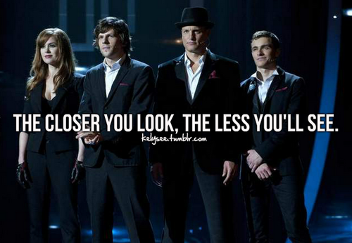 Now You See Me Quotes Best Quotes Of Now You See Me  Quotesaga