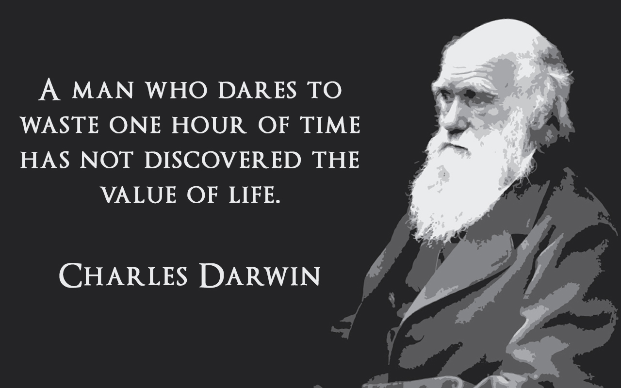 Value Of Life Quotes Quote Of Charles Darwin  Quotesaga