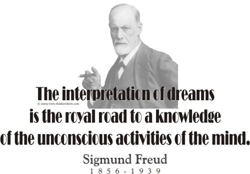 Image result for dream quotes freud